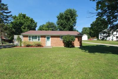 Adams County, Brown County, Clinton County, Highland County Single Family Home For Sale: 282 Covalt Street