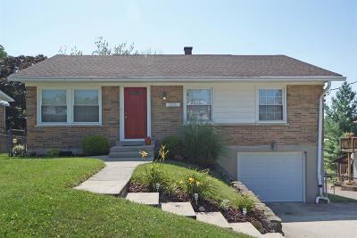 Sharonville Single Family Home For Sale: 10701 Plainfield Road