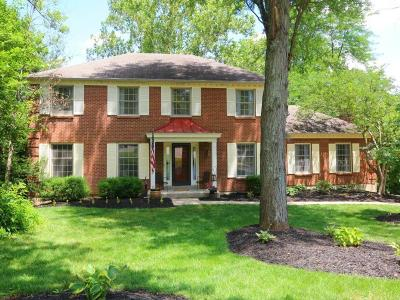 West Chester Single Family Home For Sale: 7474 Sleepy Hollow Drive