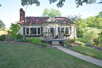 Hamilton County Single Family Home For Sale: 1003 Maycliffe Place