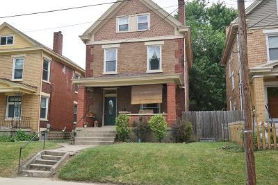 Cincinnati OH Single Family Home For Sale: $219,900