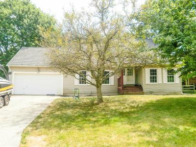 Butler County Single Family Home For Sale: 305 Woodsdale Drive