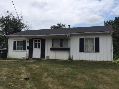Sharonville Single Family Home For Sale: 10789 Sharondale Road