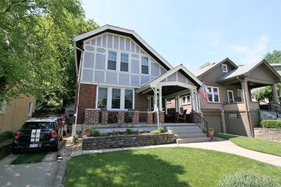 Cincinnati OH Single Family Home For Sale: $369,900
