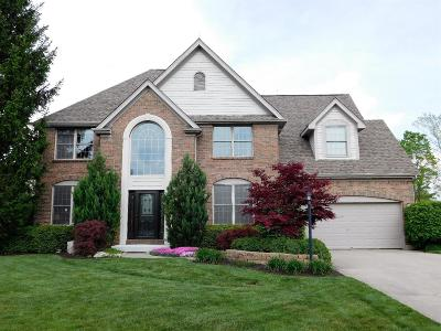 Liberty Twp Single Family Home For Sale: 7050 Ashview Lane