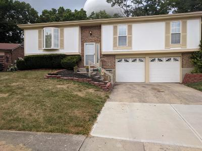 Fairfield Single Family Home For Sale: 6149 Delcrest Drive