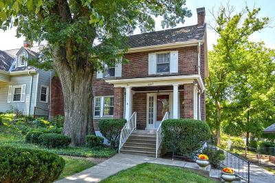 Hamilton County Single Family Home For Sale: 4007 Clifton Avenue