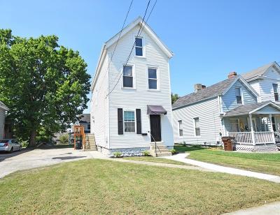 Hamilton County Multi Family Home For Sale: 309 Oak Street