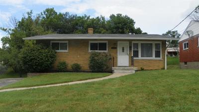 Hamilton County Single Family Home For Sale: 2578 Dolphin Drive