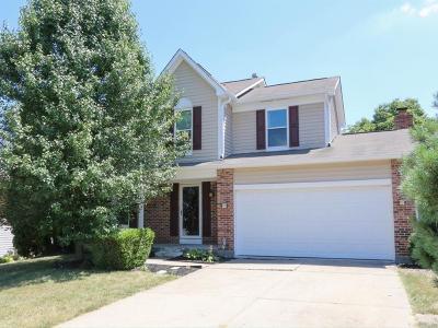Hamilton County Single Family Home For Sale: 2825 Highcrest Lane