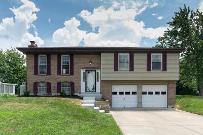Hamilton County Single Family Home For Sale: 681 Hillgrove Court