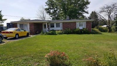 Morgan Twp Single Family Home For Sale: 1125 Morgan Ross Road