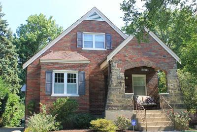 Cincinnati OH Single Family Home For Sale: $172,000
