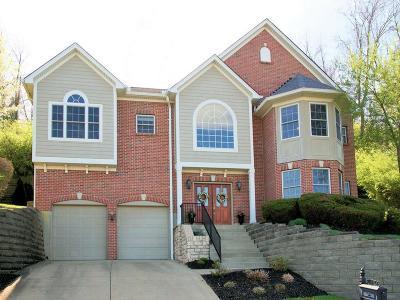 Cincinnati Single Family Home For Sale: 1073 Tuscany Place