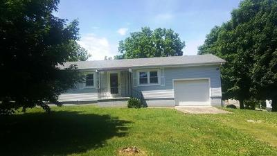 West Union OH Single Family Home For Sale: $35,200