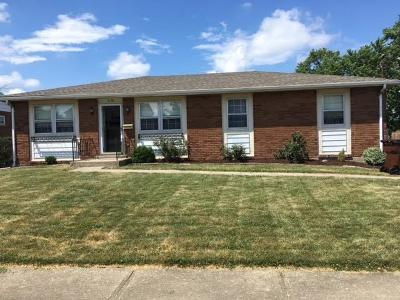 Green Twp Single Family Home For Sale: 4138 Turf Lane