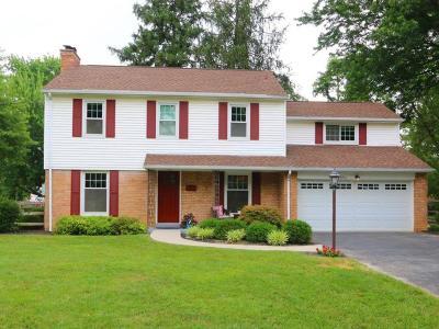 Montgomery Single Family Home For Sale: 9801 Tollgate Lane