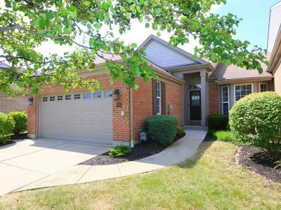 Mason Condo/Townhouse For Sale: 6266 Lake Shore Drive