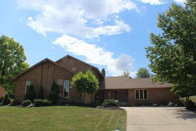 Fairfield Single Family Home For Sale: 5715 Genevieve Place