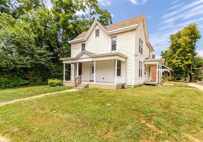 Oxford Single Family Home For Sale: 300 W Church Street