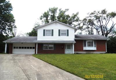 Hamilton Single Family Home For Sale: 113 Tari Court