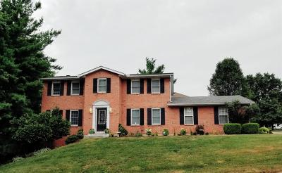 Fairfield Single Family Home For Sale: 2320 Royal Manor Place