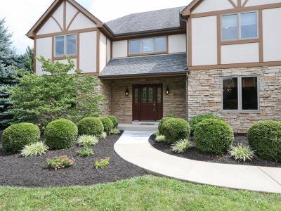 Mason Single Family Home For Sale: 4824 Appaloosa Trail