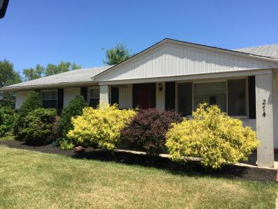 Delhi Twp Single Family Home For Sale: 274 Brookforest Drive
