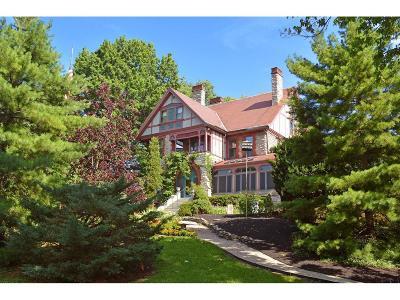 Cincinnati Single Family Home For Sale: 3408 Manor Hill Drive