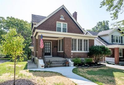 Cincinnati Single Family Home For Sale: 2932 Eggers Place