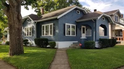 Hamilton Single Family Home For Sale: 3219 Griesmer Avenue