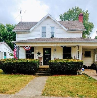 Highland County Single Family Home For Sale: 135 Church Street