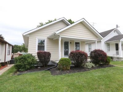 Hamilton Single Family Home For Sale: 960 N F Street