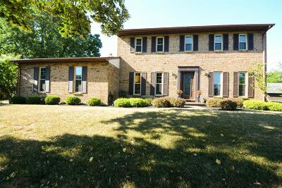 Single Family Home For Sale: 17 Heatherwood Court