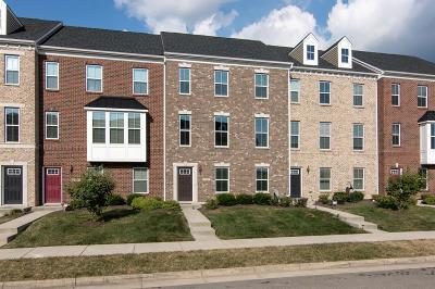 West Chester Condo/Townhouse For Sale: 9570 Union Park
