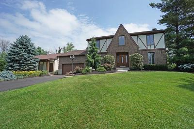 Morgan Twp Single Family Home For Sale: 1760 Cornelius Court