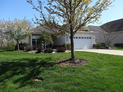 Hamilton Twp Single Family Home For Sale: 1263 Clubhouse Court