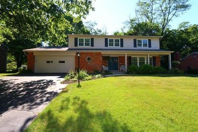 Cincinnati Single Family Home For Sale: 11215 Ironwood Court