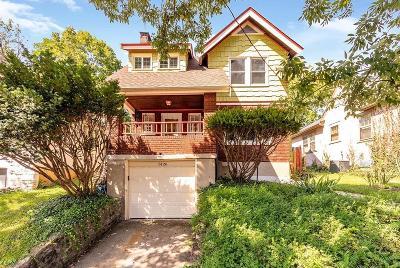 Cincinnati Single Family Home For Sale: 3126 Kinmont Street