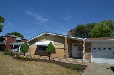 Fairfield Single Family Home For Sale: 4796 McGreevy Drive