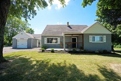 West Chester Single Family Home For Sale: 8985 Cox Road