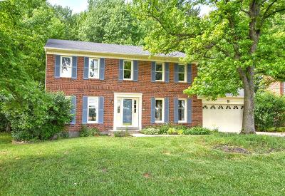 Miami Twp Single Family Home For Sale: 1056 Weber Road