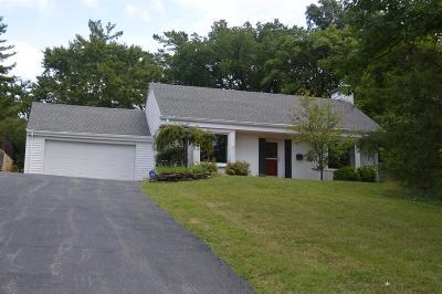 Hamilton Single Family Home For Sale: 728 Elmwood Road