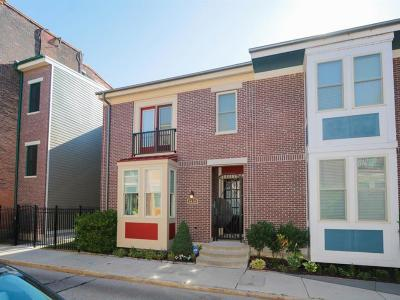 Cincinnati Single Family Home For Sale: 1416 Pleasant Street