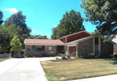 Fairfield Single Family Home For Sale: 5985 Embassy Drive