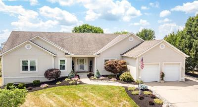 West Chester Single Family Home For Sale: 7687 Walnut Creek Drive
