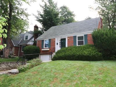 Single Family Home For Sale: 3862 Settle Road