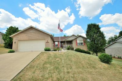 Fairfield Single Family Home For Sale: 3583 Alec Drive