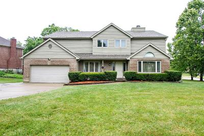 West Chester Single Family Home For Sale: 7352 Cascade Drive