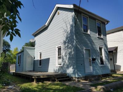 Hamilton Single Family Home For Sale: 1808 Edison Street